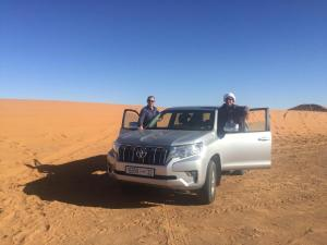 4x4 desert excursion
